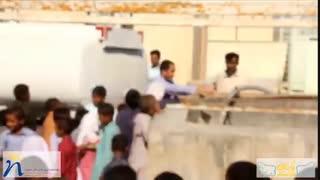 آبرسانی به روستاهای تلنگ