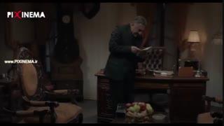 شهرزاد فصل۳ ، سکانس نامه ثریا به بهبودی و تهدید به افشای اطلاعات محرمانهاش