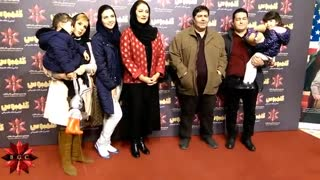 حضور فرهاد اصلانی در پردیس سینمایی باغ کتاب