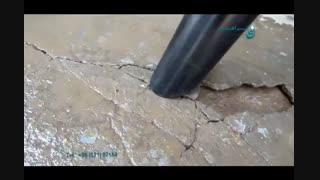 جاروبرقی صنعتی - جاروبرقی آب و خاک و قدرت بالای جمع آوری