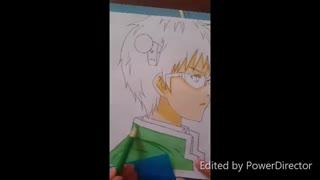 نقاشی سایکی کوسوئو انیمه زندگی فاجعه بار سایکی کوسو تقدیم به کوتا^-^