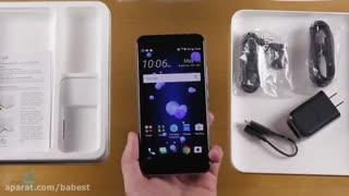 بررسی و معرفی HTC U11