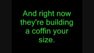 Mama -My Chemical Romance (Lyrics)