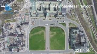ساختمان پارلمان پایتخت کانادا