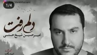 دموی آهنگ دلم رفت با صدای امیرحسین شیخ حسنی
