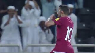 معرفی تیم ملی قطر