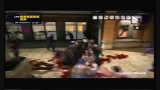 Dead Rising Gameplay part 1