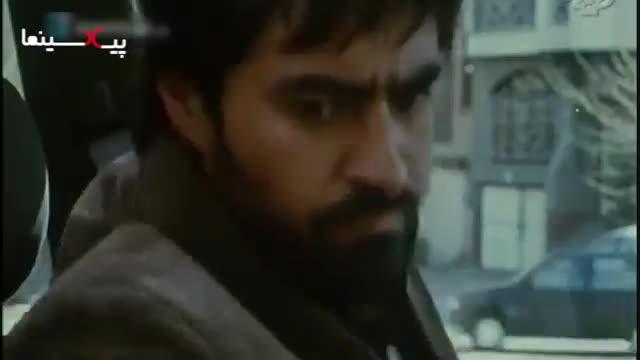سکانس سوپر استار ، کوروش (شهاب حسینی) و فهمیدن اینکه رها دخترش است