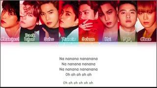 LOVE SHOT EXO/متن لاوشات اکسو