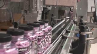 مراحل تولید کراتین آیرون مکس آلمان