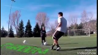 ایگرد   futsolo تمرین های گروهی فوتبال رو تنهایی انجام بدید!!!