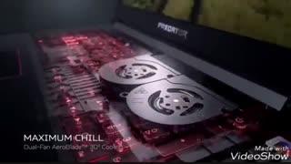 ایگرد | Acer Predator لپ تاپی برای گیمرها