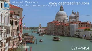 زیباترین شهر ایتالیا