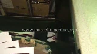 دستگاه بسته بندی ویفر شکلاتی