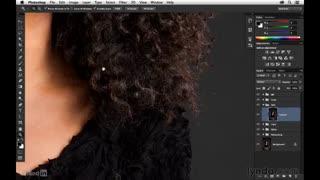 آموزش روتوش عکس پرتره(استفاده از فیلتر high pass و نور خطی)