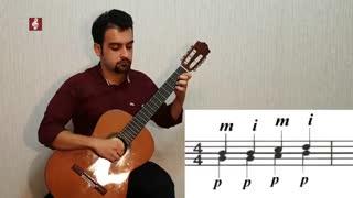 آموزش معروف ترین قطعه موسیقی تاریخ