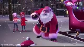 انیمیشن  کریسمس برای عشقم❤