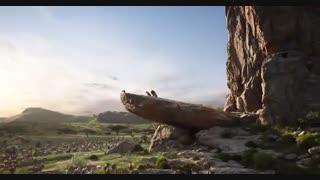 تریلری از بازسازی فیلم THE LION KING