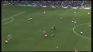 بازی کلاسیک؛ منچستریونایتد 5 _ 3 نیوکاسل فصل 2002/2003