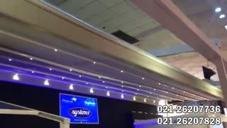 02126207536 سقف متحرک|سقف برقی|سقف بازشو|سقف جمع شو|سقف تاشو|سقف اتومات