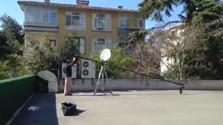 اجاره کرین سکسد 12 مترى با اپراتور / Secced SC / تجهیزات فیلمبرداری