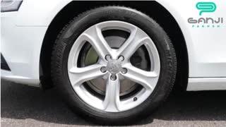 آموزش روش صحیح استفاده از واکس تمیز و براق کننده لاستیک و چرم خودرو Soft99-گنجی پخش