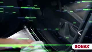 اسپری تمیز کننده داخل خودرو سوناکس