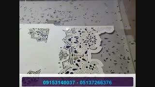 فروش دستگاه لیزر غیر فلزی جهت برش و حکاکی