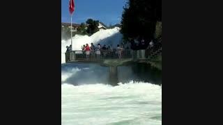 باشکوهترین آبشار اروپا کجاست؟