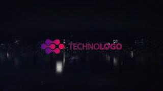 پروژه آماده پریمیر پرو نمایش لوگو با روبان های رنگی (Digital Wire Ribbon Logo Reveals)