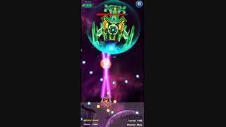 بازی اندروید Galaxy-Attack-Alien