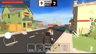 بازی اندروید Grand-Battle-Royale-Pixel-War