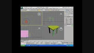 آموزشعملی ساختکلبه در 3D-MAX|تم میکر