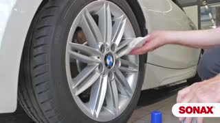 اسپری رینگ کوتینگ سوناکس, SONAX XTREME Wheel rim coating