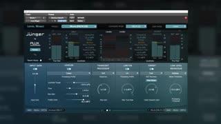 دانلود رایگان پلاگین مسترینگ Flux Junger Audio Level Magic v3.7.0.47856-R2R