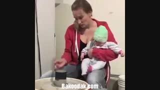 توانایی مادران رو دست کم نگیرید!