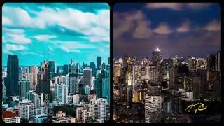 نورزو 98  و  جاذبه های گردشگری بانکوک همراه با سپهرسیر