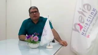 دکتر حمیدرضا خراسانی متخصص کاشت موی طبیعی
