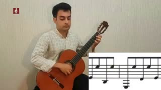 آموزش معروف ترین قطعه موسیقی کلاسیک