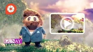 انیمیشن سه بعدی تبلیغاتی  سرور خان