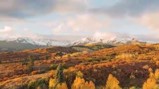 تصاویر بی نظیر از پاییز کلرادو