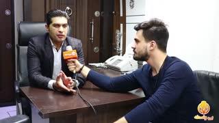 با علی دهقانی مدیریت درب حامی در کرج اشناشوید
