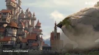 انیمیشن کوتاه داستان  حرکت و سکون