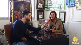 با فرشته احمدی مدیریت گالری فرشتگان در کرج آشناشوید
