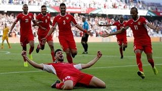 خلاصه دیدار استرالیا 0_1 اردن (جام ملتهای آسیا)