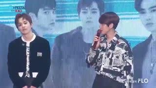 کنسرت اکسو لاوشات [0xFESTA with EXO #2] 에리들 심장에 Love Shot!