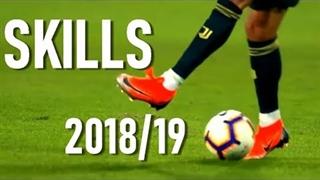 مهارتهای استثنائی بازیکنان فوتبال در فصل 2019/2018