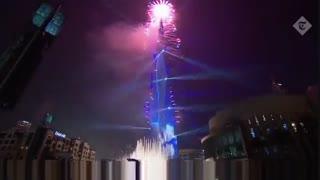 شروع سال 2019 دبی
