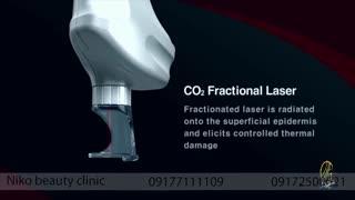 دستگاه CO2-Fractional