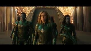 تریلر جدید فیلم Captain Marvel